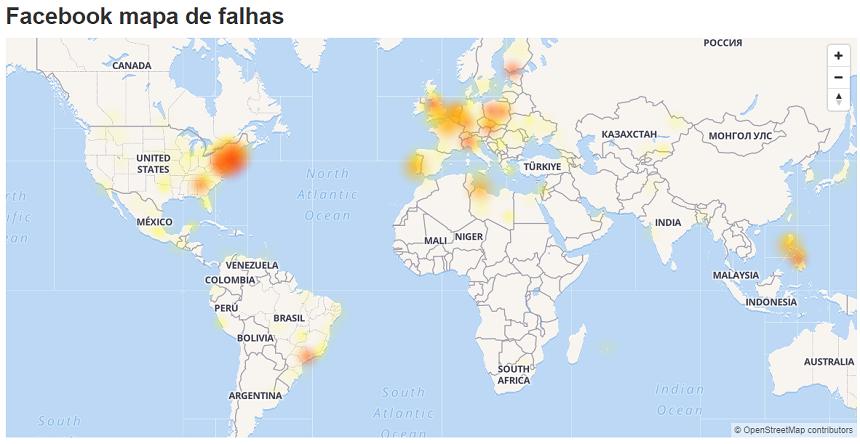 5d9ae1f660589 ... reclamações no Twitter indicando que os serviços não estavam  funcionando de forma adequada. O site Down Detector mostrava no final da  tarde um pico de ...