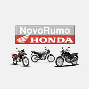 Logo NovoRumo Honda pt-ok